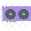 Video Card Data Icon