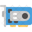 Video Card Card Video Icon
