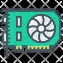 Card Hardware Mining Icon