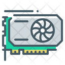 Video Card Graphic Card Hardware Icon