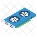Video Card Device Icon