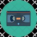 Video Cassette Tape Icon