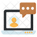 Video Chat Video Communication Video Conversation Icon