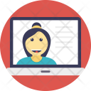 Video Chat Call Icon
