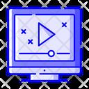 Video Clip Icon