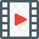 Video Clip Movie Icon