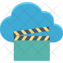 Video cloud Icon