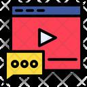 Video Comment Video Comment Icon
