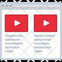 Video Comparison Details Video Icon