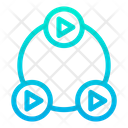 Video Connection Icon