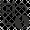 Video conversion Icon