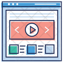 Video Editing Icon