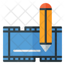 Video Editing Video Editing Icon