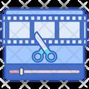 Video Editing Video Design Video Editor Icon