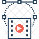 Video Editing Movie Icon