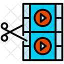 Video Edition Video Editing Icon