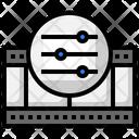 Video Edition Configuration Interface Icon