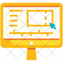 Video Editor Graphic Tool Graphic Editor Icon