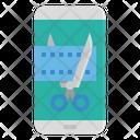 Vdo Cut Clip Icon
