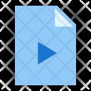 Video File File Icon