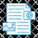 Video File Picture Icon