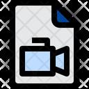 Video File Video Movie Icon