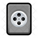 File Video Footage Icon