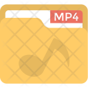 Video Movie Storage Icon