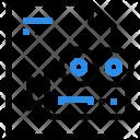 Video Document Paper Icon