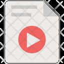 Video Encoder Video File Mp 4 File Icon