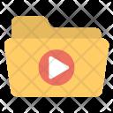 Video Files Videos Icon