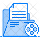 Video Folder Folder File Icon