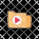 Video File Media Icon