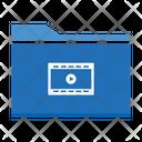 Video Folder Movie Folder Video Icon