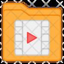 Video Folder Video Portfolio Multimedia Folder Icon