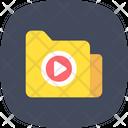 Folder File Storage Icon
