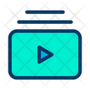 Video Collection Video Library Video Files Icon