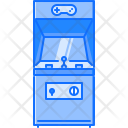 Machine Video Game Icon