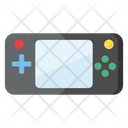 Portable Game Gameboy Handheld Game Icon