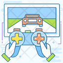 Video Game Egaming Online Game Icon