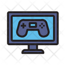 Computer Game Gaming Icon
