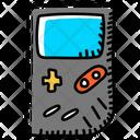 Video Game Handheld Game Brick Game Icon