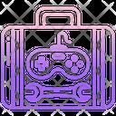 Video Game Game Box Game Controller Icon