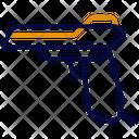 Video Game Gun Gaming Gun Game Icon