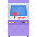 Video Game Machine Icon Vector Icon