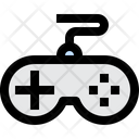 Video Games Joy Stick Network Icon