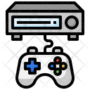 Video Games Consoles Technology Icon