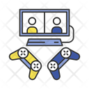 Video Games Control Videogame Icon