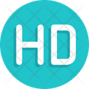 Video Quality Video Player Icon