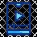 Smartphone Education Elearning Icon